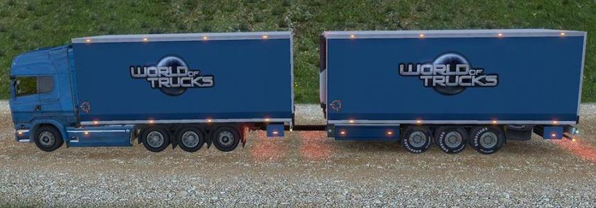 Scania Streamliner BDF Tandem v14.0