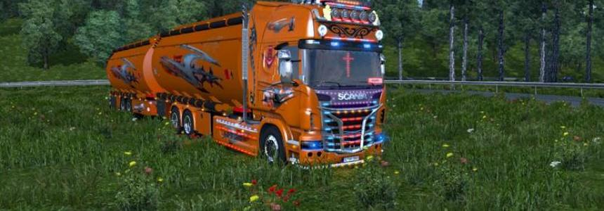 Scania Tandem Pack Tuning
