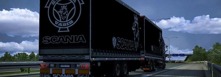Scania Vabis Tandem Pack