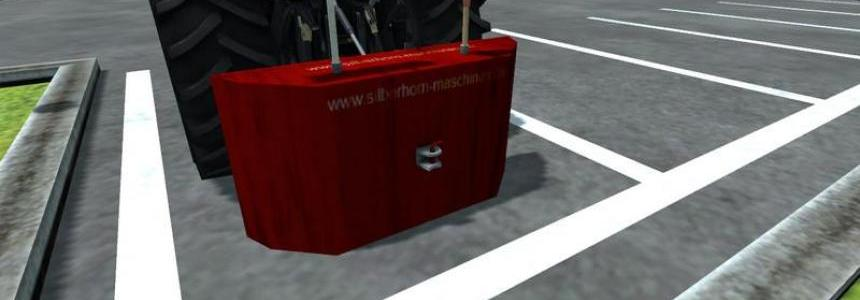 Silberhorn rear weight v1.0