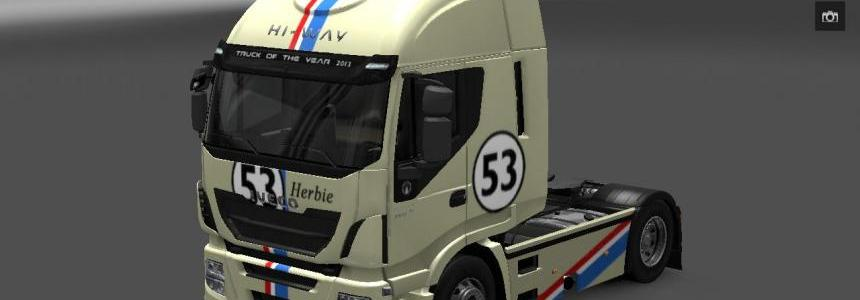 Skin Otelo Herbie Iveco Hi-way