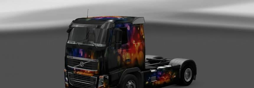 Skin Volvo FH16 Color Wall