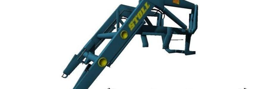 Stoll front loader kit Klink v1.2