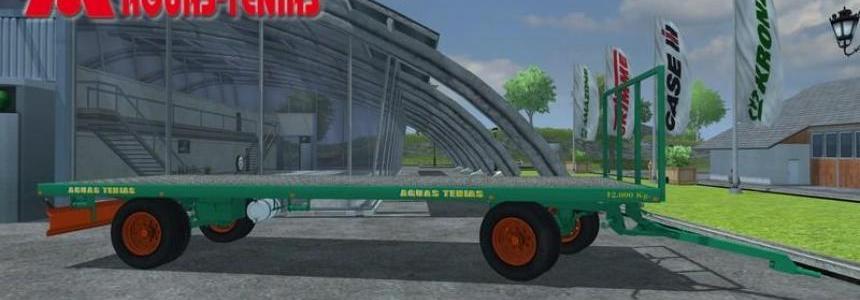 Tenias Platform 2 Axis v1.0
