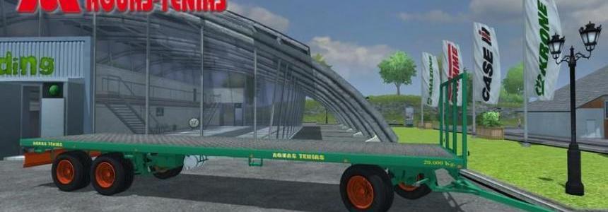 Tenias Platform 3 Axis v1.0