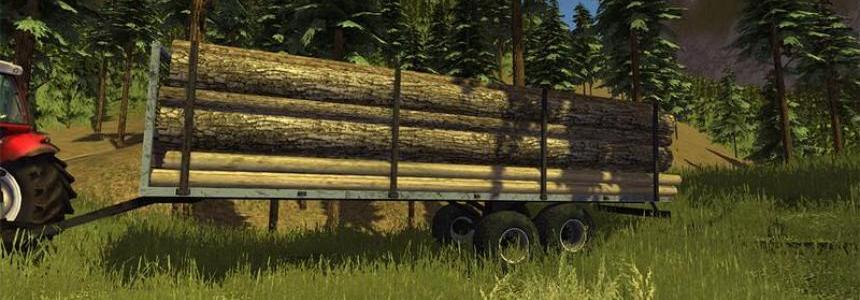 Timber Trailer v1.0
