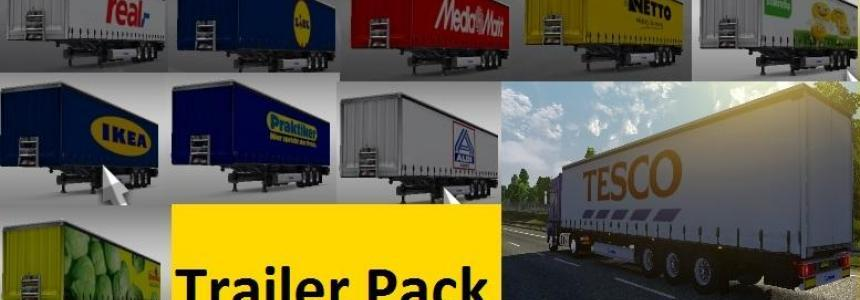 Trailer skin Pack by Rafal