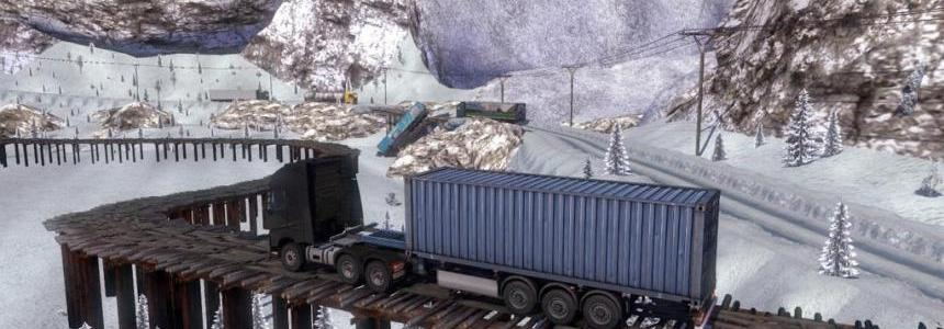 Truckers map by goba6372