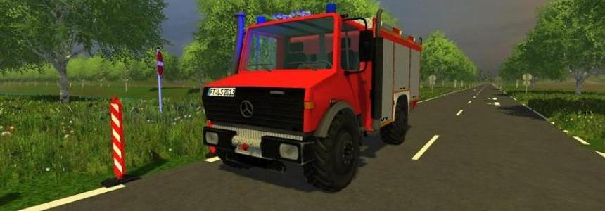 Unimog rescue vehicle v1.1