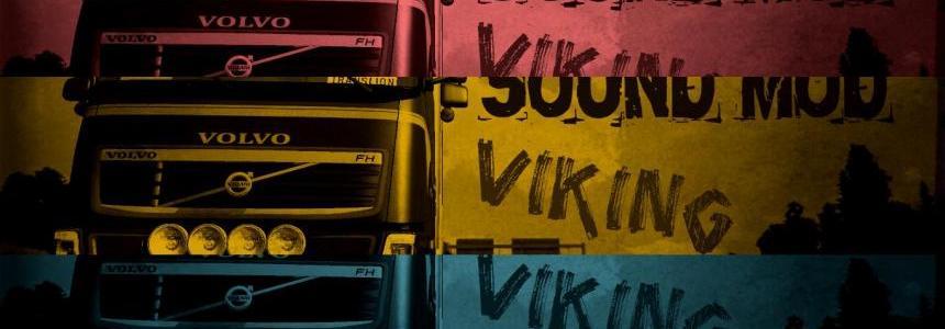 Unique Volvo FH Sound Mod VIKING
