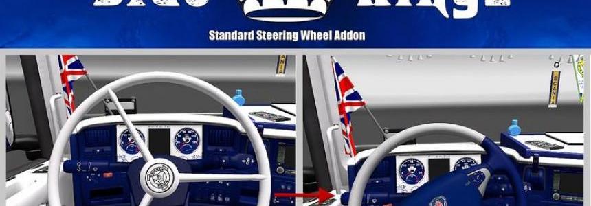 V8K Steering Wheel