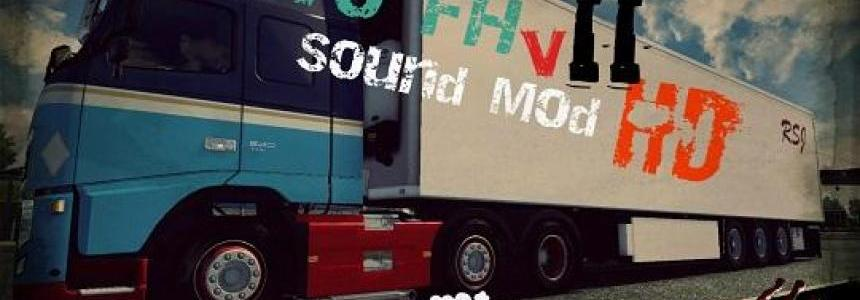 Volvo FH Sound Mod VIKKERS II NEW