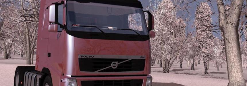 Volvo FH13 Stock