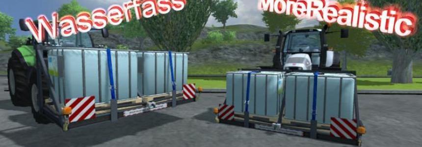 Weight fluid reservoir v1.2 MR