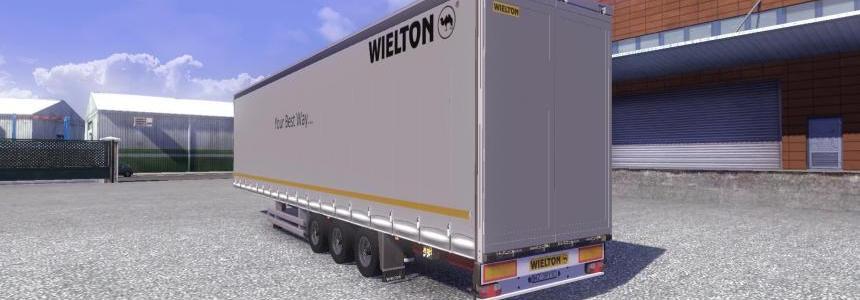 Wielton MEGA Trailer