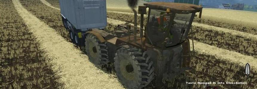 Xerion SaddleTrac v1.2 Washable