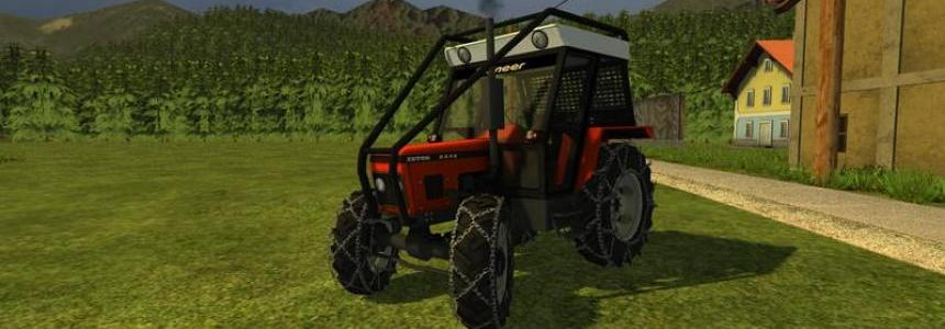 Zetor 5245 Forest edition
