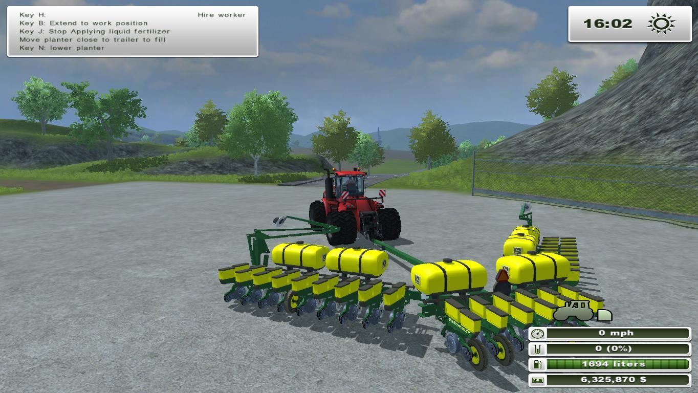 John Deere 1760 24 Row Planter Farming Simulator Uk Html