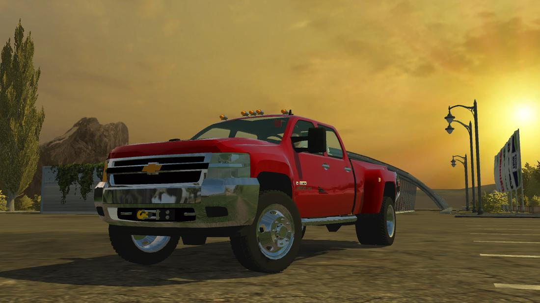 Chevy Silverado 3500 Duramax Ls15 Farming Simulator 2015 15 Ls Mod Car Interior Design
