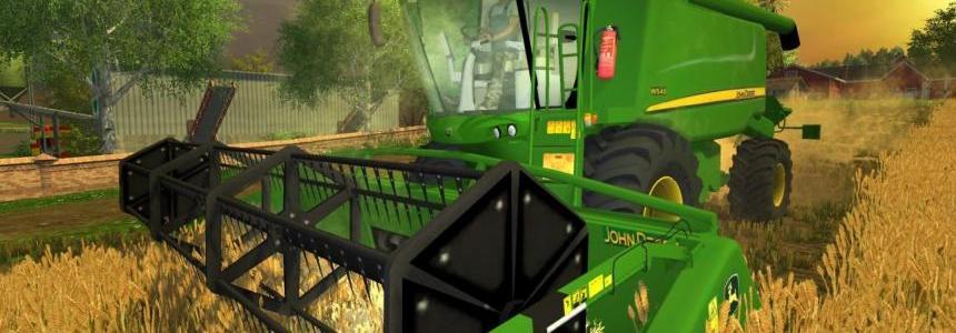 John Deere W540 V2 More Realistic