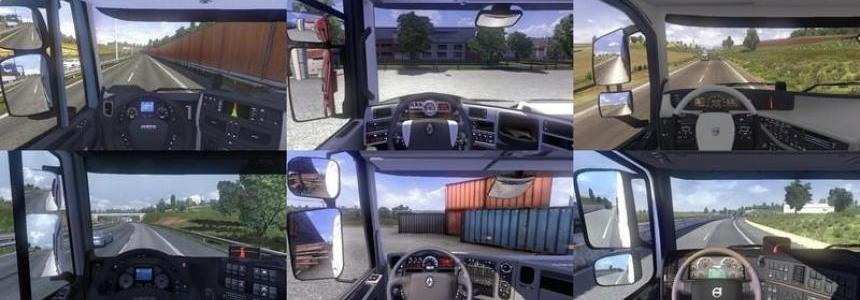 Real interior cams for all trucks v1.1