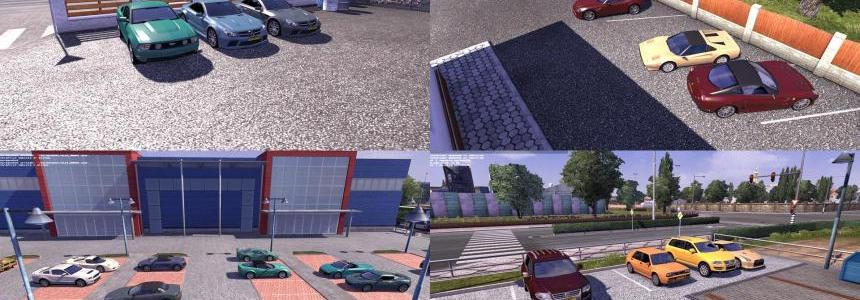 82 New AI Cars in Traffic for 1.9.x