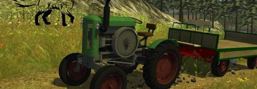 Age homemade tractor v1.0 MR