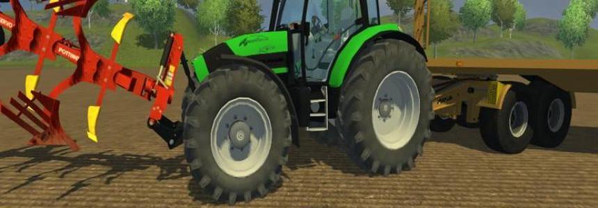 Agrotron K120 Turbo v1.0