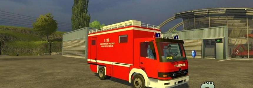 Atego firefighters v1.0