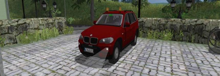 BMW X5 agricultural v1.0