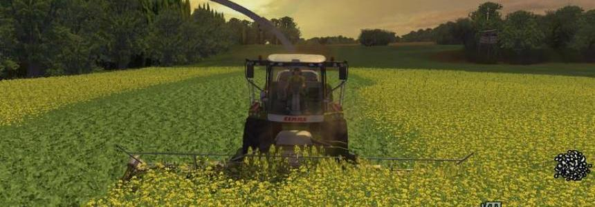 Claas Jaguar 980 Sound v1.1