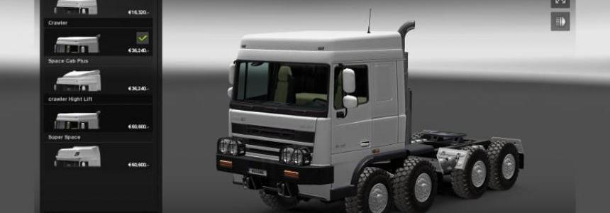 DAF Crawler & High Lift 1.0 v1.8.x