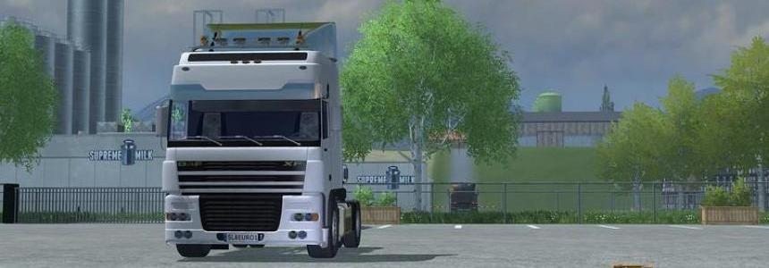DAF XF 480 v1.4 FINAL update