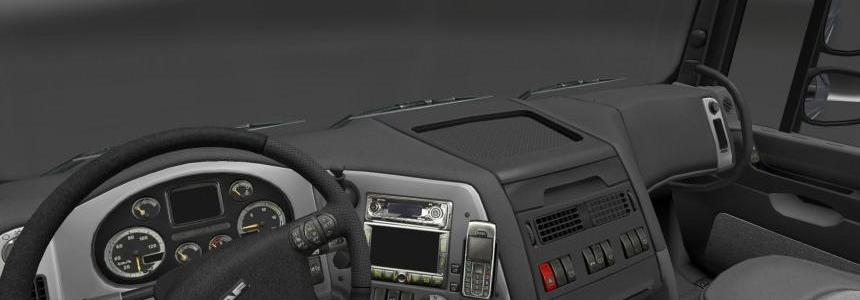 DAF XF – HD Interior v1.0
