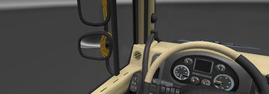 DAF XF - HD Interior v1.1
