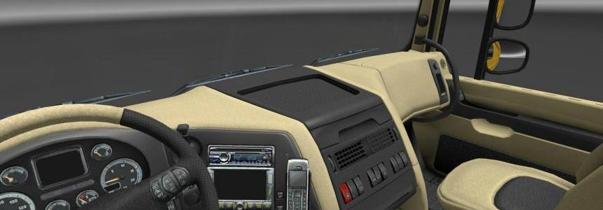 DAF XF HD Interior v2.0