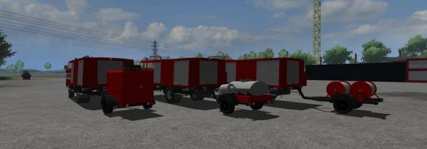 DDR firefighters Pack v1.0