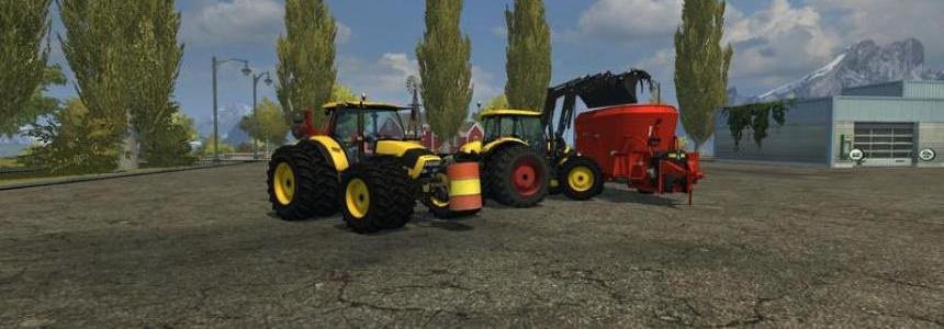 Deutz Agrotron K420 Exotic v1.0