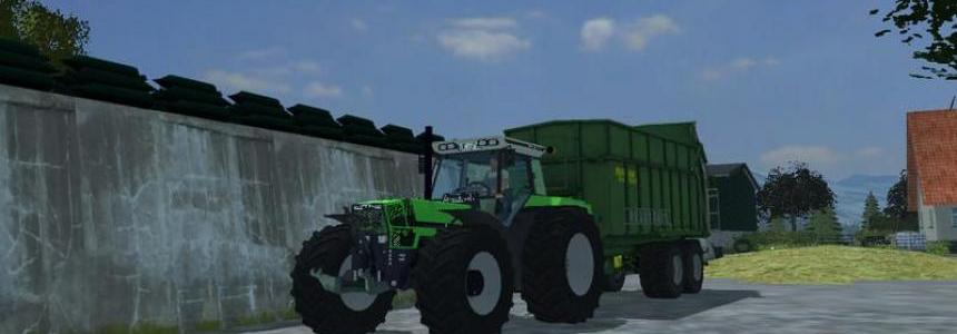 Deutz Fahr Agro Star 6 81 v1.0