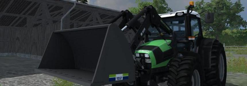 Deutz Fahr shovel v1.0