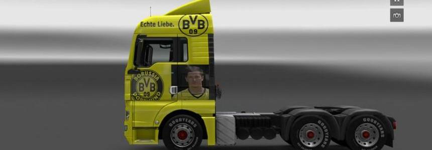Dortmund Lackeirung Skin
