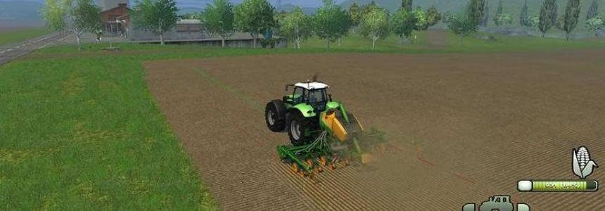 Fertilization for seed drills v3.0 MR