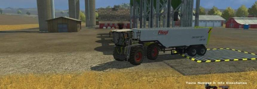 Fliegl semitrailer v3.0 MR