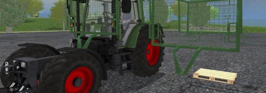 Forstkaefig Fendt GTA 380 v1.0