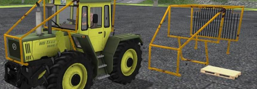 Forstkaefig for MB Trac 1600 Turbo v1.0