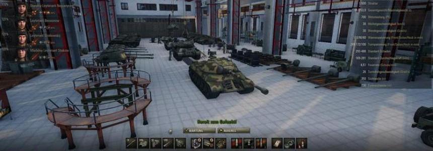 Hangar 101 TankFactory 4PZD 8.11
