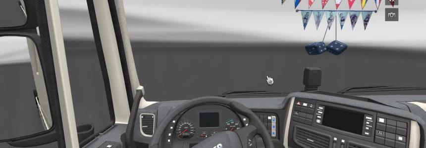 Iveco Hi-Way interior Tuning