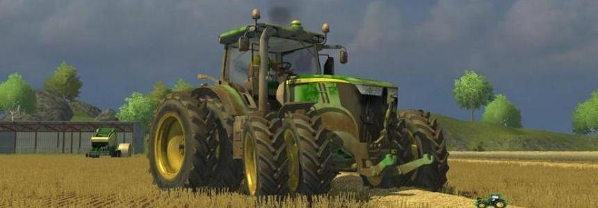 John Deere 7290R v1.0 America Version