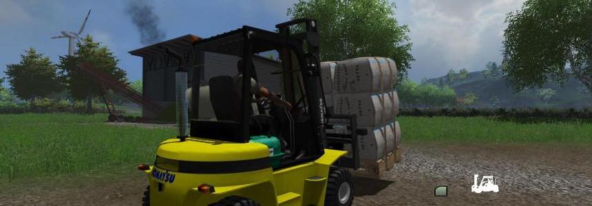 Komatsu Forklift Pack V2