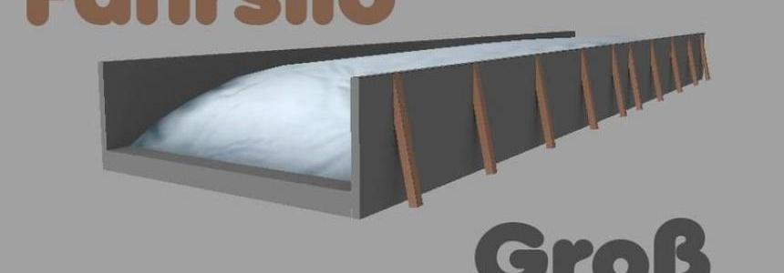 Large bunker silo v1.0